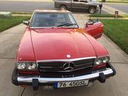 1976 Mercedes-benz 4.5L V8